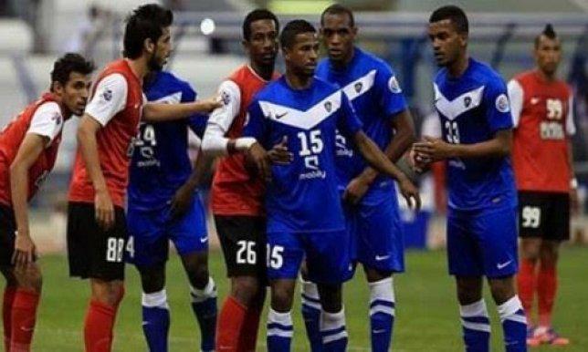 مشاهدة مباراة الهلال والاهلي الاماراتي بث مباشر اليوم والحرب الكروية الآسيوية على الميادين الخليجية