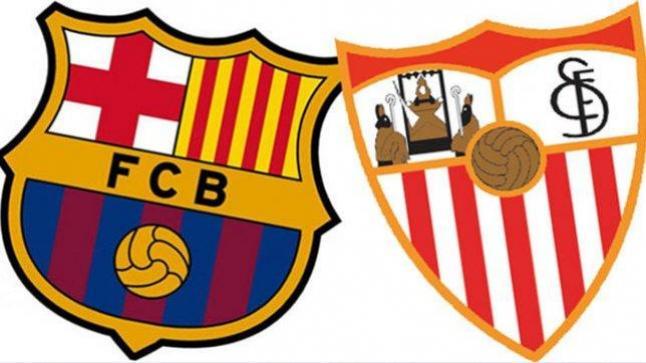 اهداف مباراة برشلونة واشبيليةاليوم في مباراة الليجا الأسبانيمع نتيجة اللقاء وخسارة صادمة للبلوغرانا