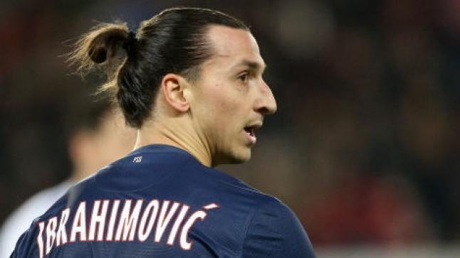 إقتراب رحيل إبراهيموفيتش من نادي باريس سان جرمان و إلتحاقه بالميلان
