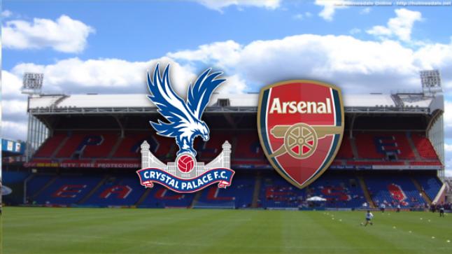 ميعاد مباراة ارسنال وكريستال بالاس وقنوات بث مباشر اللقاء في لقاء المدفعجية الثاني في الدوري الانجليزي