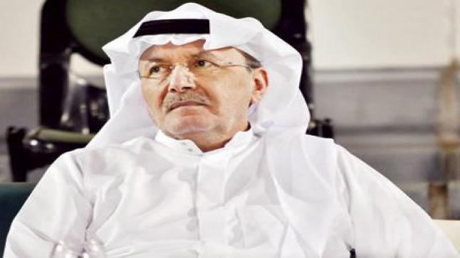إعتذار الأمير خالد بن عبد الله عن منصب الرئاسة الفخرية للأهلي السعودي