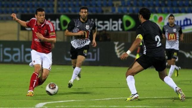 ميعاد مباراة الأهلي وإنبي وقنوات مجانية ناقلة للقاء ضمن الجولة 38 من الدوري المصري الممتاز