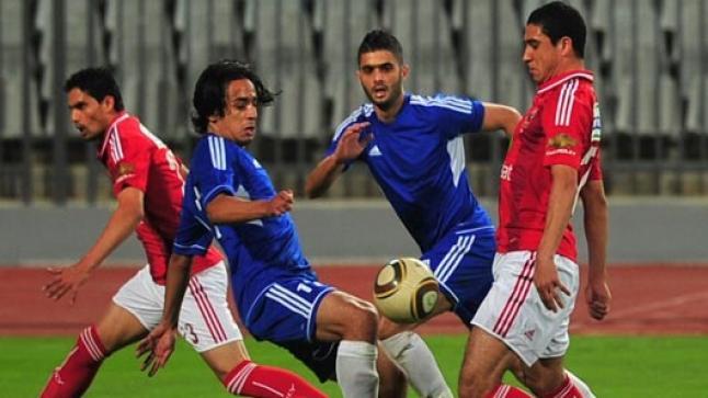 ميعاد مباراة الأهلي وسموحة وقناة مفتوحة للبث ضمن الأسبوع 31 مؤجل إياب الدوري المصري الممتاز