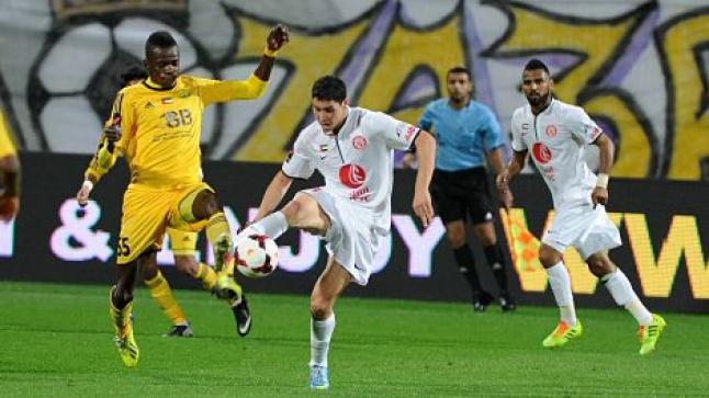مشاهدة مباراة الجزيرة والوصل بث مباشر لايف اون لاين يوتيوب جودات متنوعة من قناة أبو ظبي الرياضية