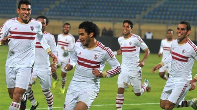 نادي الزمالك المصري يقترب من تحقيق لقب البطولة بعد سنوات من الغياب