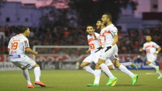 نتيجة مباراة المغرب التطواني ومازيمبي الكونجولي في رابطة أبطال إفريقيا 2015