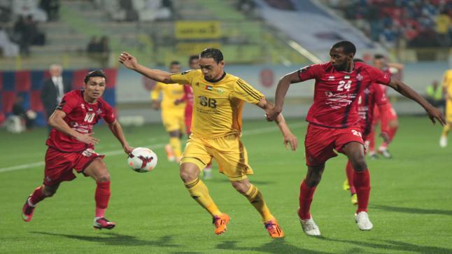 مشاهدة مباراة الوصل والشعب بث مباشر يوتيوب لايف اون لاين جودة عالية بدون تقطيع في كأس الخليج العربي الإماراتي