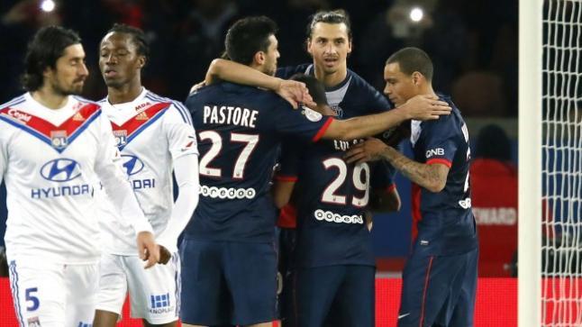 موعد مباراة باريس سان جيرمان وليون والقنوات الناقلة والمعلقين ضمن كأس السوبر الفرنسي 2015