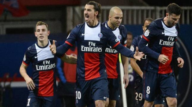 وقت مباراة باريس سان جيرمان ومونبلييه وقنوات البث الحي الدوري الفرنسي الدرجة الأولى