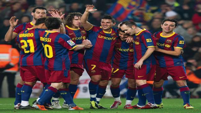 برشلونة ينطلق في تحضيرات الموسم الجديد دون نجومه