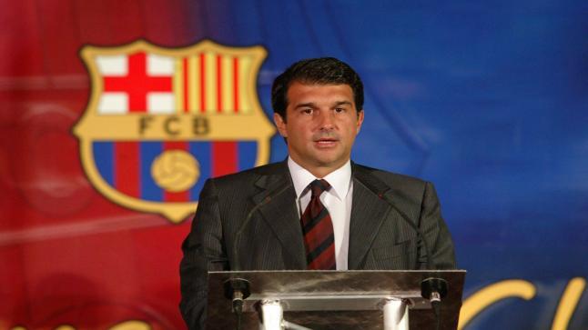 جوان لابورتا يعد بثورة داخل نادي برشلونة في صورة فوزه في الإنتخابات