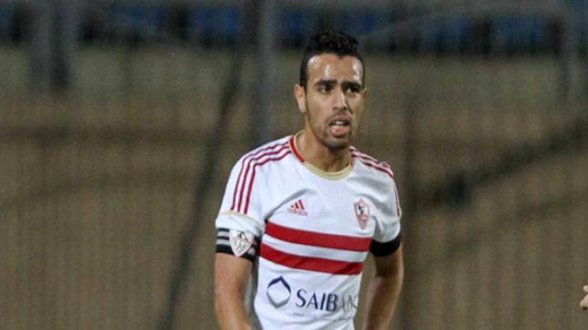 حازم إمام يقترب من الخروج من نادي الزمالك بعد توصله بعرض من فريق سعودي