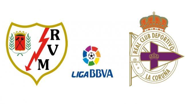 موعد مشاهدة مباراة ديبورتيفو لاكورونا ورايو فاليكانو بث مباشر وقنوات النقل المجاني في الدوري الاسباني
