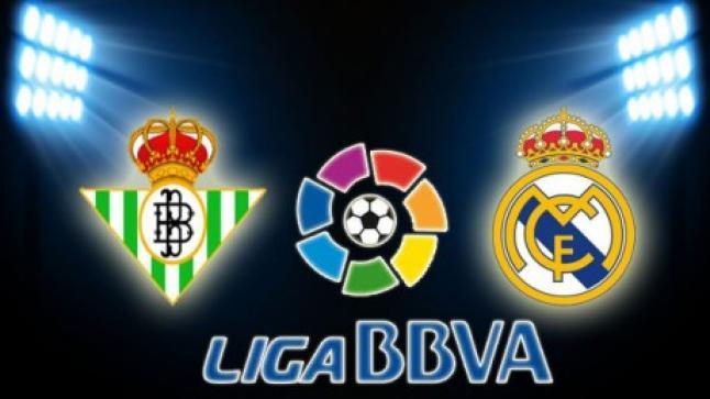 مشاهدة مباراة ريال مدريد وريال بيتيس بث مباشر يوتيوب لايف اون لاين لقاء بجودة عالية لمحبي الميرينغيفي الدوري الاسباني
