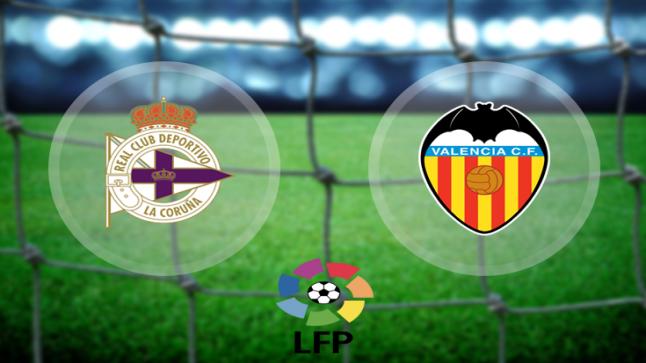 مشاهدة مباراة فالنسيا وديبورتيفو لاكورونا بث مباشر يوتيوب لاين اون لاين على ملعب ملعب ميستايا الدوري الاسباني