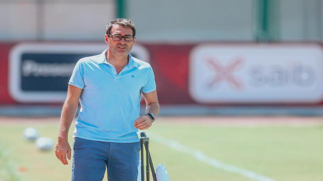 مفاجأة| مدرب محمد صلاح مرشح لتدريب الأهلي المصري