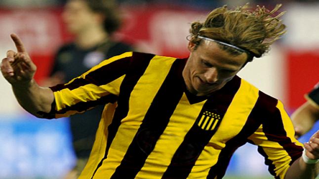 فورلان يتحدث عن وضعه مع ناديه الجديد بينارول وعن الكرة في الأوروغواي عموما
