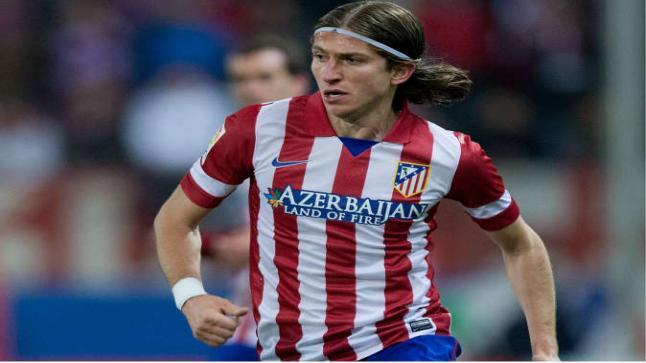 أتلتيكو مدريد يعلن عودة فيليبي لويس لمدة 4 مواسم رسميا