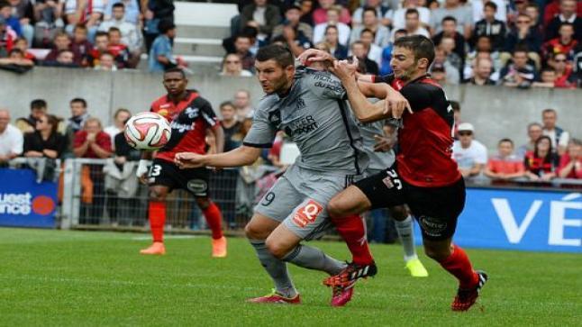 ميعاد مشاهدة مباراة مارسيليا وجانجون بث مباشر والقنوات الناقلة والملعب المستضيف ضمن الدوري الفرنسي