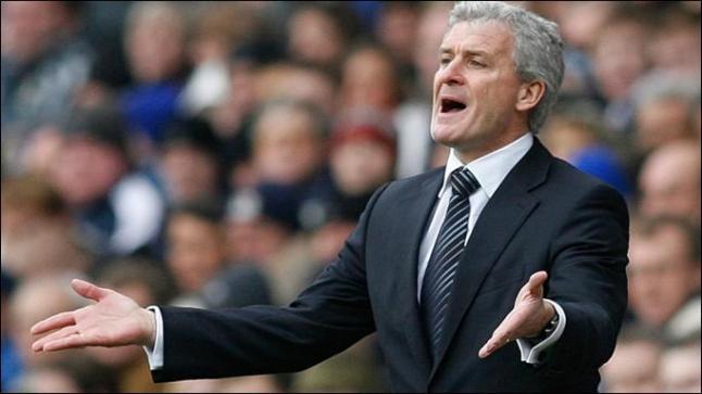 مارك هيوز يؤكد أن نادي ليفربول خطف الفوز من ستوك سيتي ولم يستحق الفوز بالمباراة