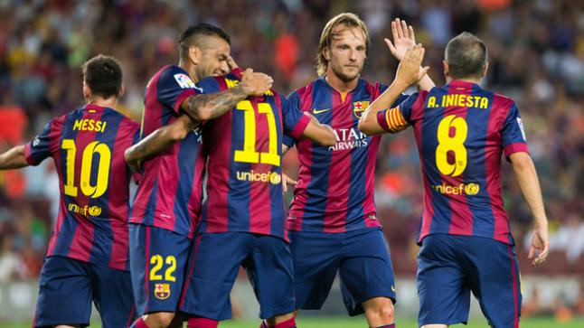 مشاهدة مباراة برشلونة وفيلانوفينسي بث مباشر اليوم والكتيبة الكتلونية تسعى لإكتساح فريق الدرجة الثالثة