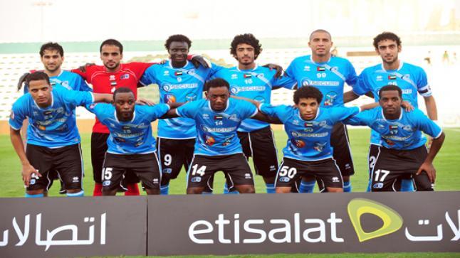 أهداف مباراة بني ياس والامارات اليوم يوتيوب دوري الخليج العربي