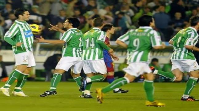 مشاهدة مباراة ريال بيتيس ورايو فاليكانو بث مباشر رابط يوتيوب اتش دي اون لاين لوس فيرديبلانكوس