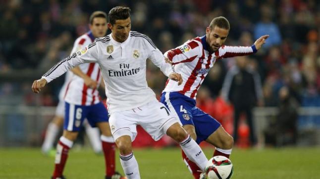 مشاهدة مباراةريال مدريد واتلتيكو مدريد بث مباشر اليوم الميرينغي في مواجهة الروخيبلانكوس في ديربي مدريد