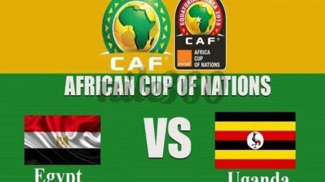 مشاهدة مباراة مصر واوغندا بث مباشر اليوم 21-1-2017 مـ رابط مباراة مصر اليوم ضد اوغندا