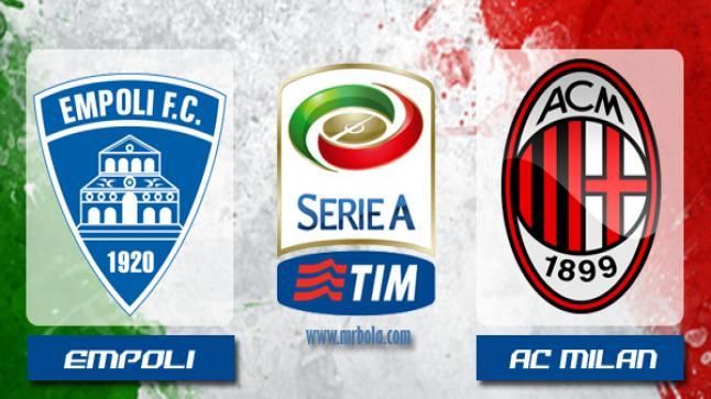 مشاهدة مباراة ميلان وامبولي بث مباشر يوتيوب لايف اون لاين اتش دي جودات عالية ومتوسطة ومنخفضة الروسونيري في الدوري الايطالي