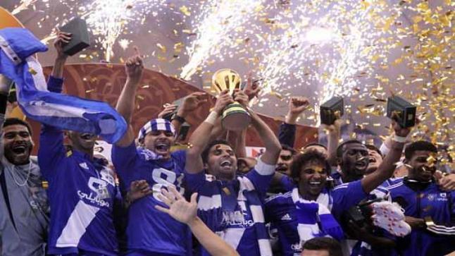 آخر أخبار نادي الهلال السعودي اليوم : الكشف عن المكافئة الكبيرة في صورة الفوز بلقب آسيا