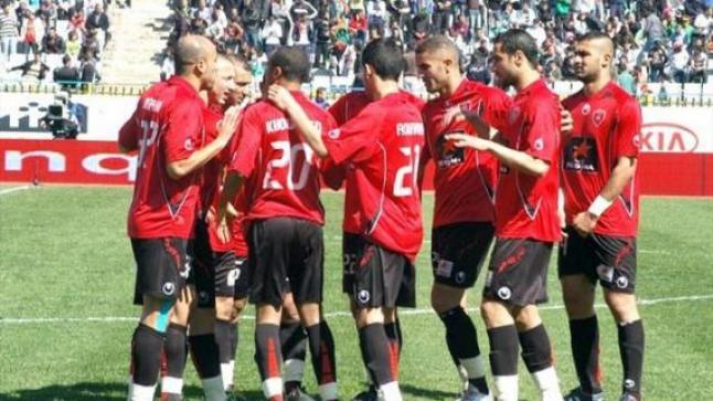 مشاهدة مباراة اتحاد الجزائر والمريخ السوداني بث مباشر اليوم على قناة بي ان سبورت 5 اتش دي