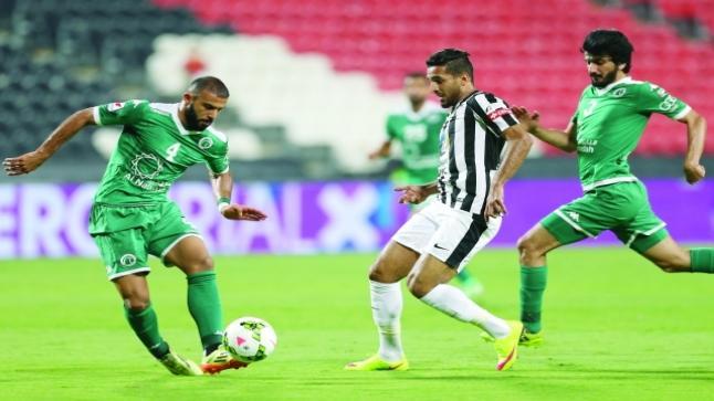 أهداف مباراة الشباب والجزيرة اليوم يوتيوب في دوري الخليج العربي الاماراتي