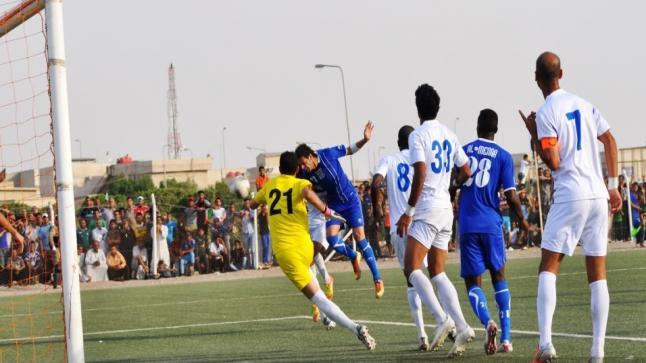 مشاهدة مباراة الكرخ والنفط بث مباشر اليوم يوتيوب الدوري العراقي الممتاز لايف الكناري أمام الخضر