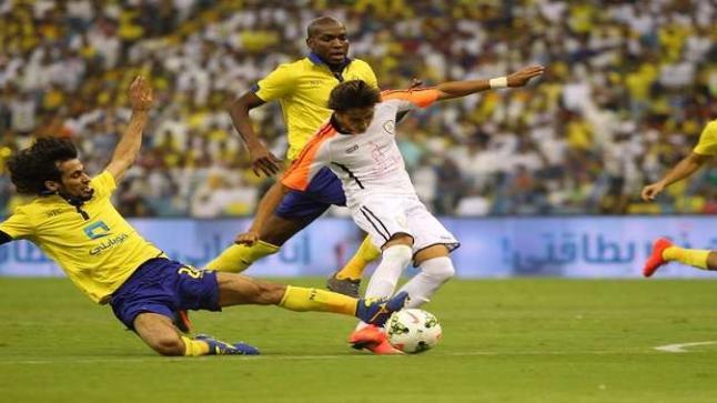 مشاهدة مباراة المجزل والشعلةبث مباشر يوتيوب لايف اون لاين جودة عالية مباراة القمة ضمن الدوري السعودي