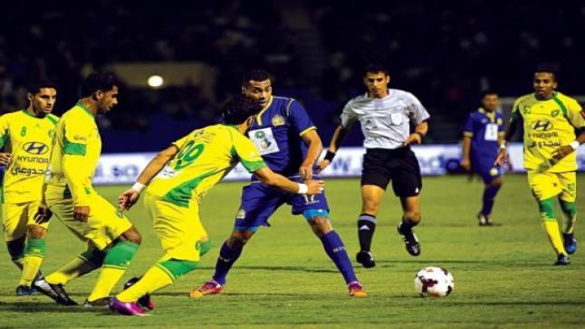 تقديم مباراة النصر والرائد اليوم ضمن الأسبوع 11 من دوري عبداللطيف جميل على ملعب نادي الخليج