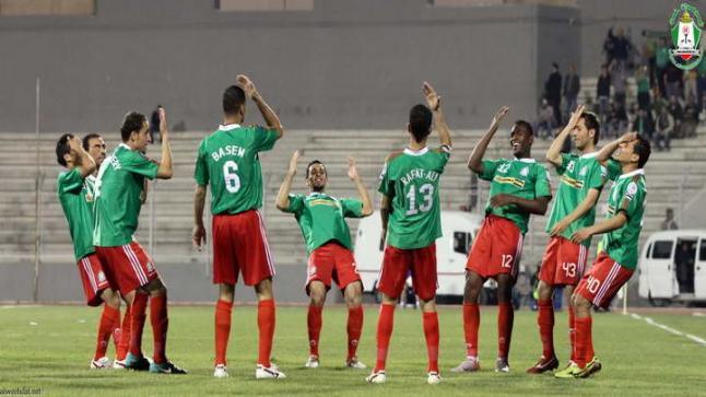 أهداف مباراة الوحدات وكفرسوم اليوم يوتيوب دوري المناصر الأردني