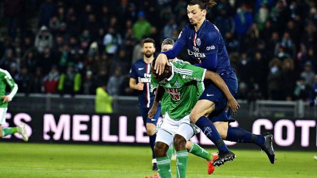 اهداف مباراة باريس سان جيرمان وسانت ايتيان اليوم ونتيجة اللقاء بالفوز الساحق للباريسيين وملخص يوتيوب
