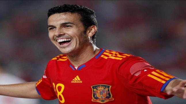 مانشستر يونايتد يرسل وفدا إلى أسبانيا بخصوص إنتقال بيدرو إلى صفوفه من برشلونة