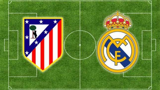 اهداف مباراة ريال مدريد واتلتيكو مدريد اليوم يوتيوب جودة عالية في الدوري الاسباني في ديربي مدريد