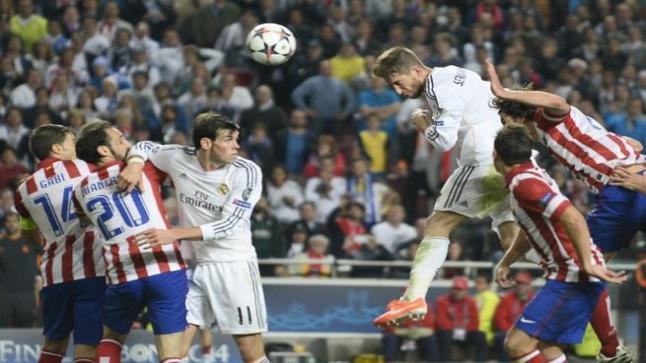 اهداف مباراة ريال مدريد واتلتيكو مدريد ونتيجة الملحمة الكروية المدريدية والمخلص المطول للقاء الكبير