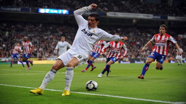 مشاهدة مباراة ريال مدريد وسبورتينغ خيخون بث مباشر يوتيوب لايف اون لاين بي ان سبورت 2 اتش دي الدوري الاسباني