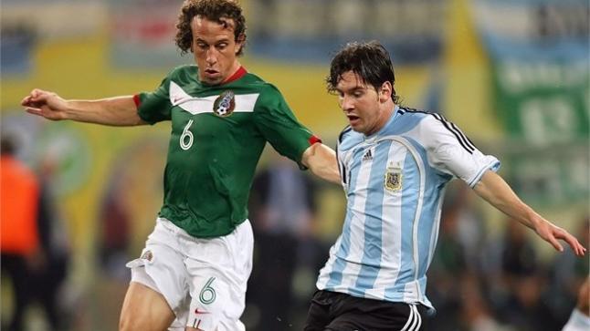 ميعاد مشاهدة مباراة الارجنتين والمكسيك بث مباشر وقنوات النقل للتانجو ورفاق ميسي في مباراة دولية ودية