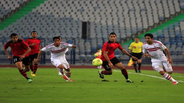 مشاهدة مباراة الزمالك وحرس الحدود بث مباشر اليوم 27-2-2017 يوتيوب لايف اون لايف اليوم بجودات مختلفة كأس مصر