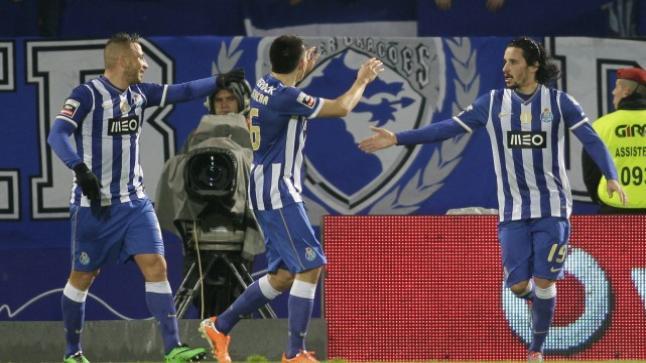توقيت مباراة بورتو وفيتوريا غيماريش والقنوات الناقلة بث مباشر في الدوري البرتغالي لكرة القدم