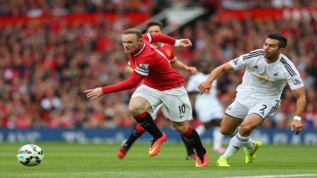 مشاهدة مباراة مانشستر يونايتد وسوانزي بث مباشر يوتيوب لايف اون لاين لقاء الشياطين الحمر المهم في الدوري الانجليزي