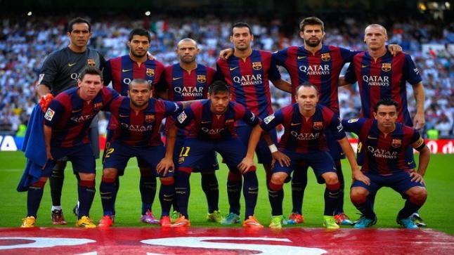 برشلونة يعلن عن هوية حاملي شارة القيادة للنادي الكتالوني في الموسم الجديد